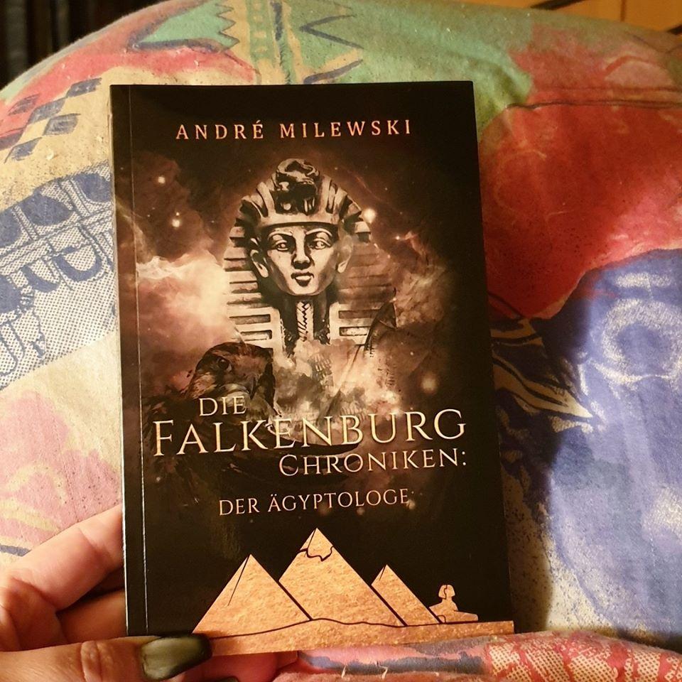 """Zeitreise zu einem historischen Ereignis – Rezension zu """"Die Falkenburg Chroniken: Der Ägyptologe"""""""
