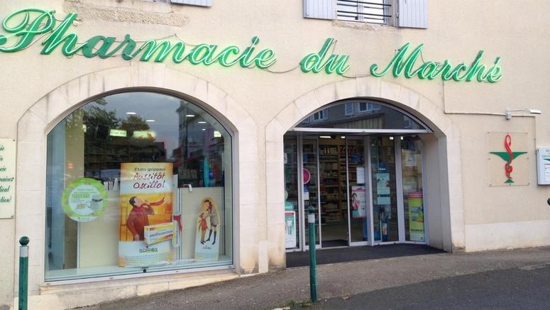 Pharmacie du marché - Rougier