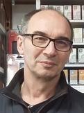 Bruno Thomas Président de l'association UCAL des commerçants et artisans de Lezay