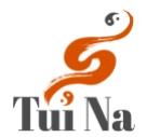 logo Tuina Lezay Atelier du bien être