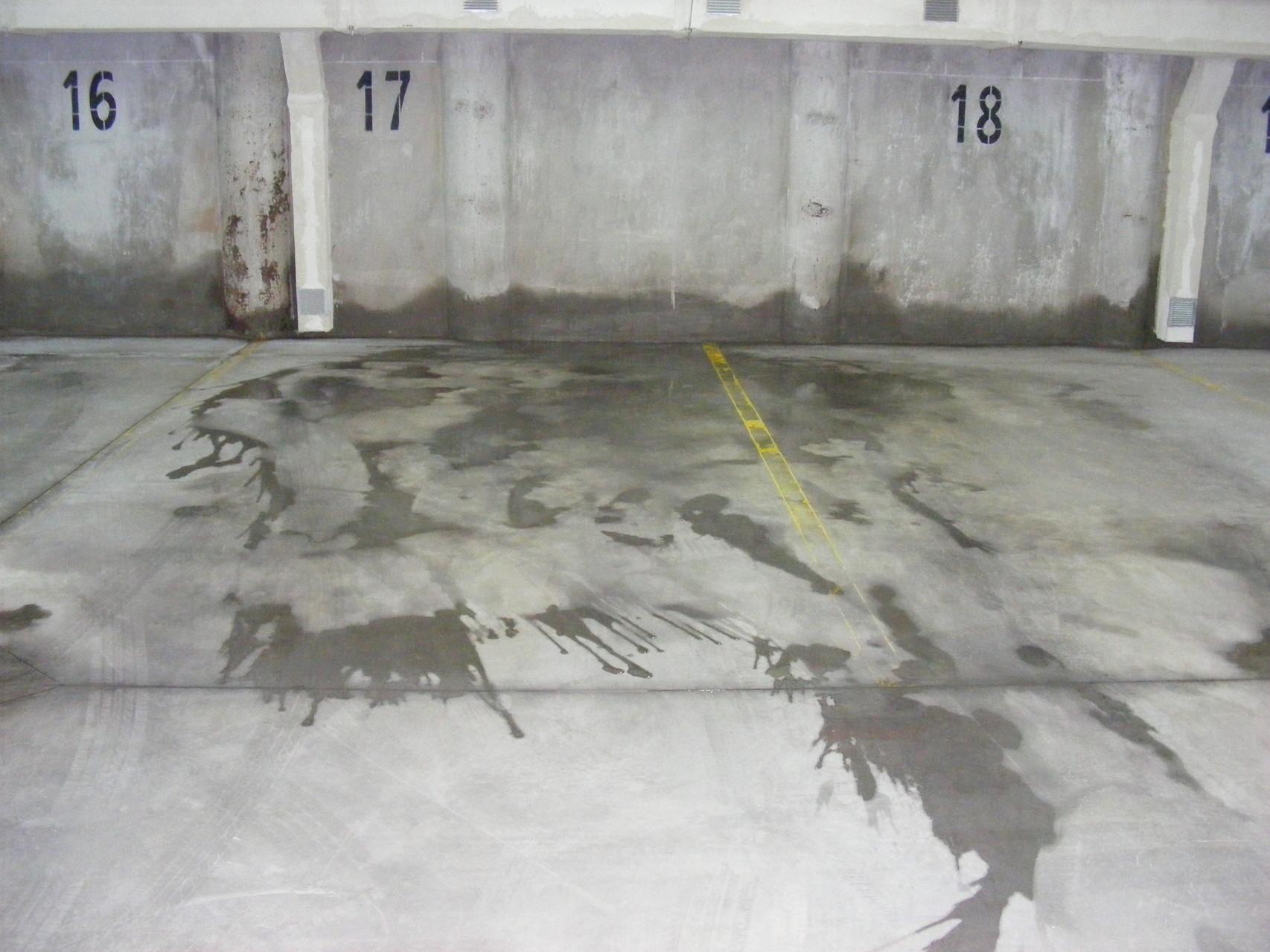 Гідроізоляція підземних паркінгів