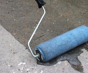 Грунтове просочення бетону