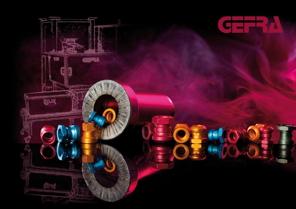 Produktfotos für GEFRA GmbH