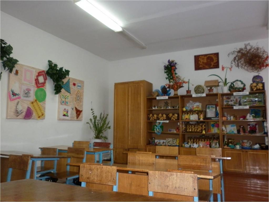 Клас-кабінет трудового навчання