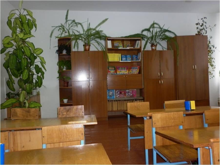 Клас-кабінет української мови