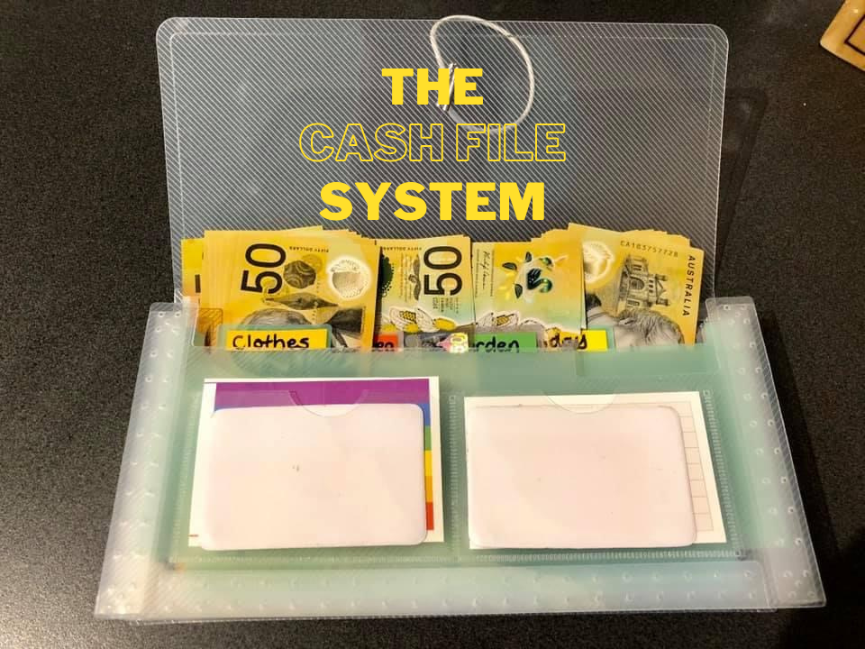 The cash file system