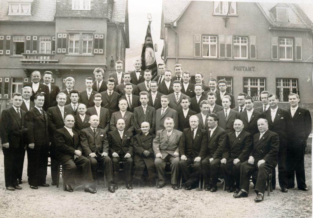 Sängervereinigung 1870-1904  in 1960