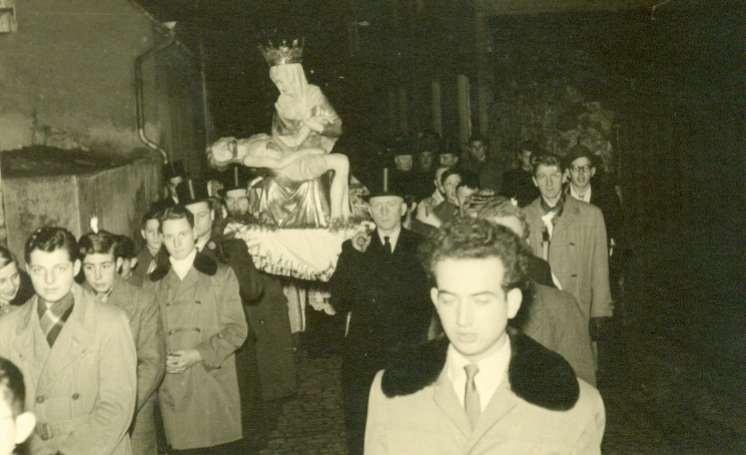 1952 Gnadenbild in Kamp