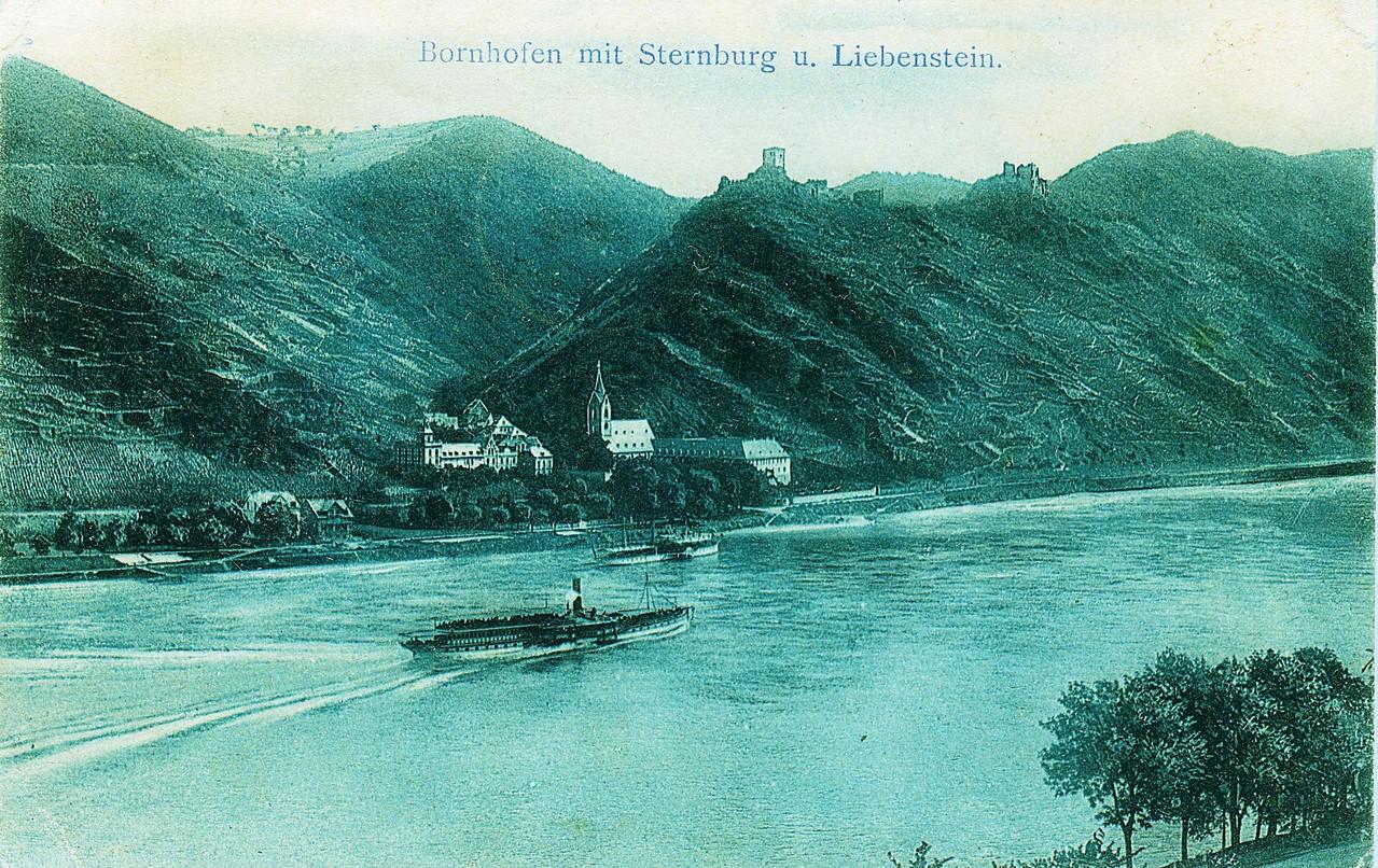 Bornhofen 1920 er Jahre