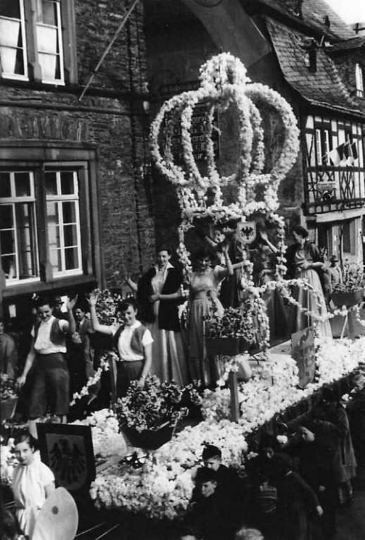 1954 Blütenfest