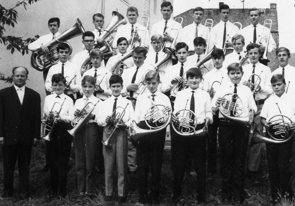 Jugendkapelle der Kolpingsfamilie/  jetzt Kolpingkapelle gegr.1966
