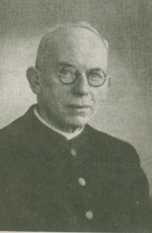1938- 1951 Pfarrer Josef Knoth