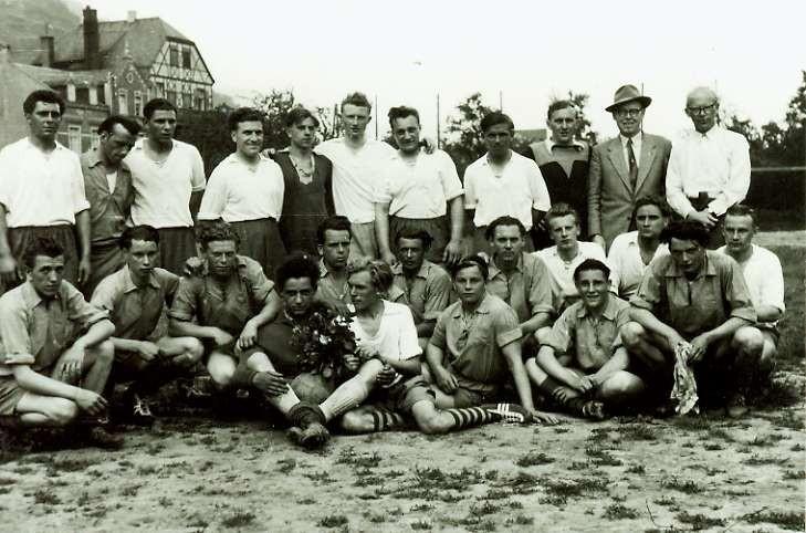 """SC 1912 Kamp-Bornhofen in den """"Fünfzigern"""""""