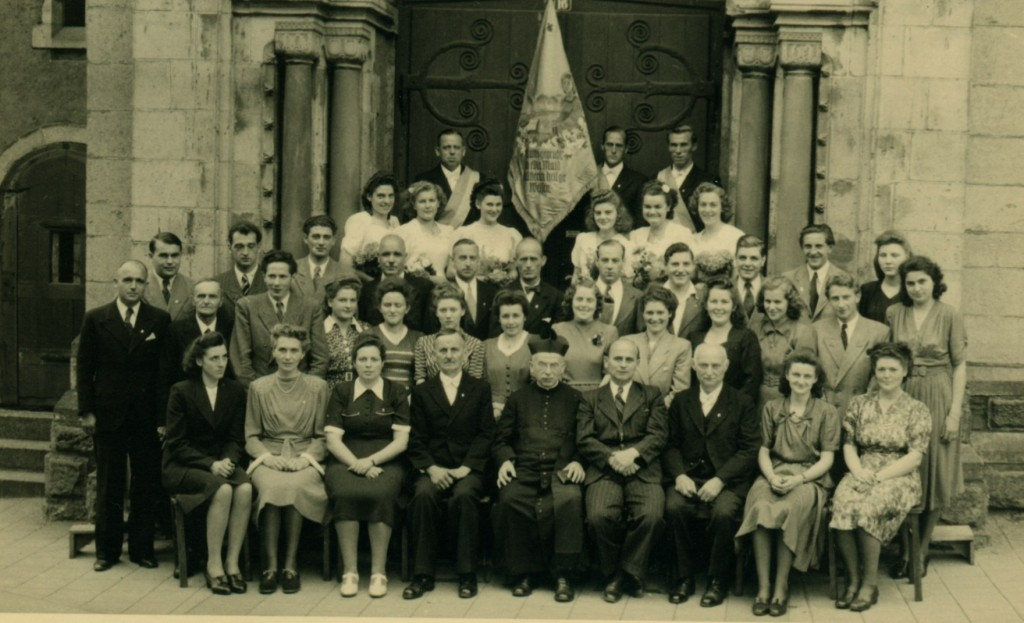 Kirchenchor 1949