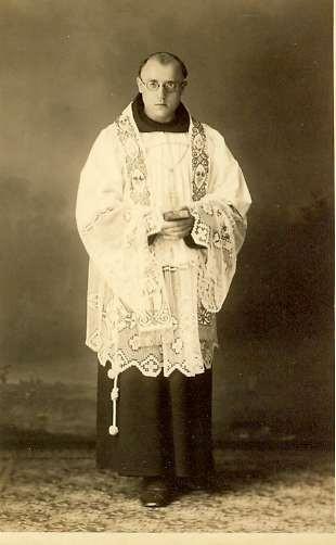 1938 Priesterweihe Hans Müller (P.Gervasius)