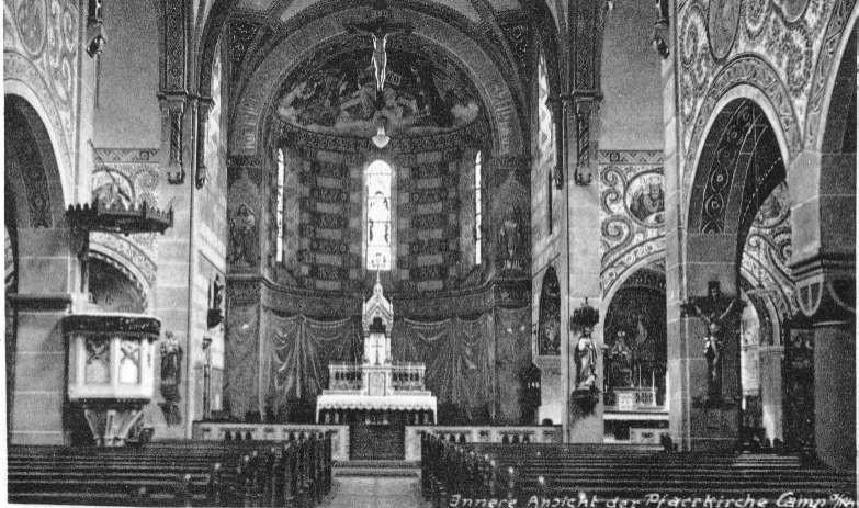 1930er Jahre/ Pfarrkirche
