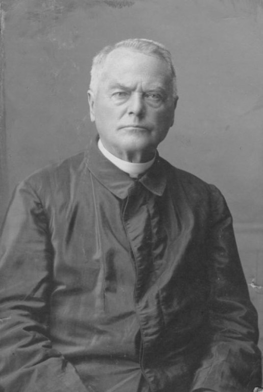 1900 - 1918  Pfr. Dr. Eduard Rentz