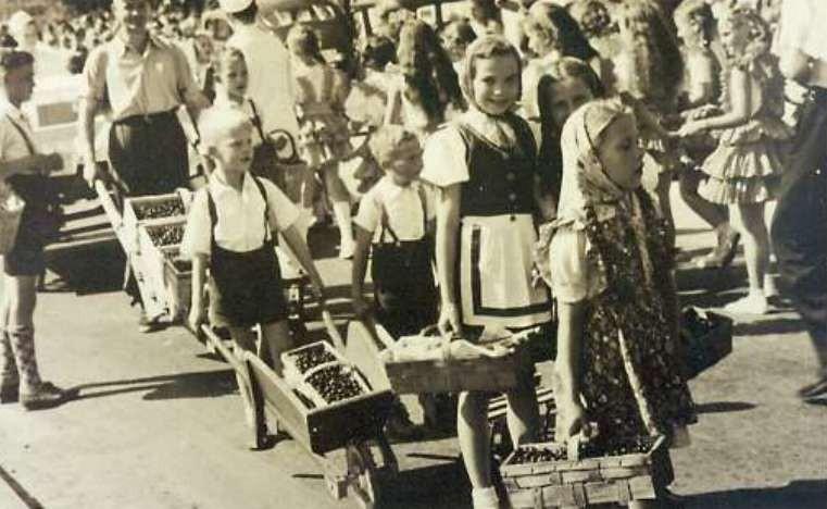 1950 Tausendjahrfeier