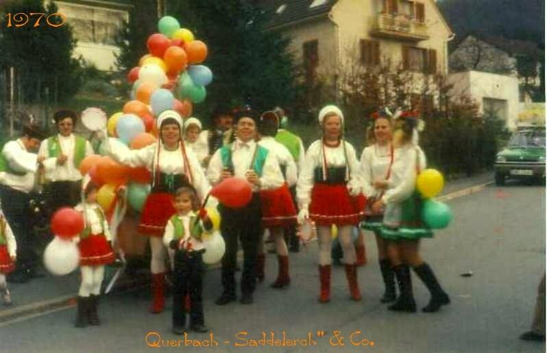 "Karneval in den ""Siebzigern"""