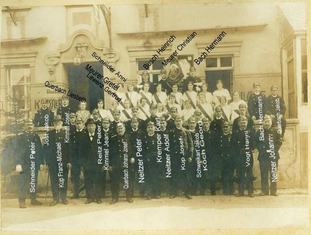 Feuerwehr 1926