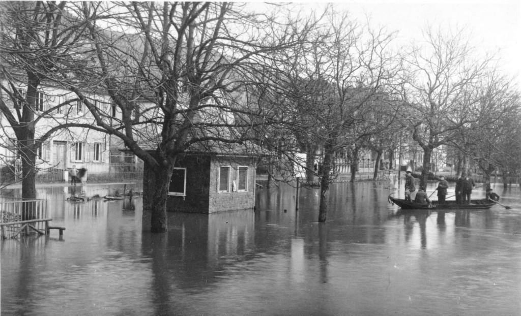 Hochwasser 1941