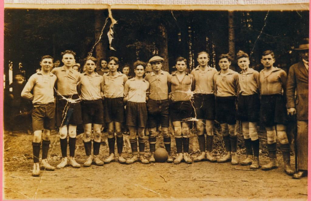"FC ""Nassau"" Camp .A Jugend 1924"