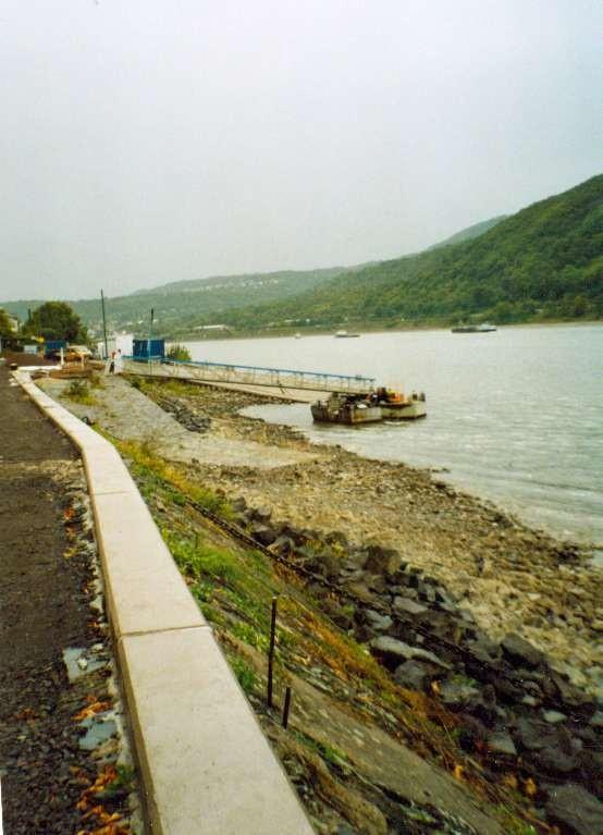 2003 Niedrigwasser