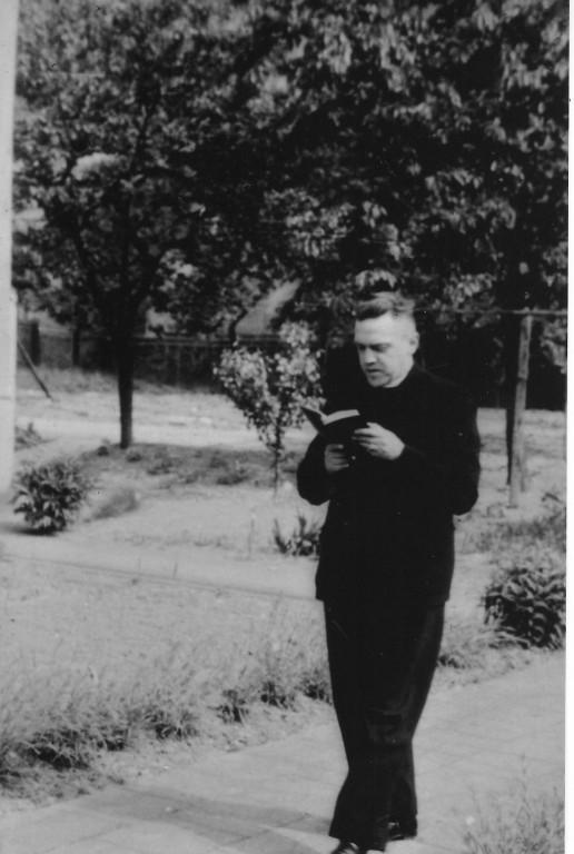 1952 - 1971 Pfarrer Ludwig Scheh   (1951 Pfarrverwalter)