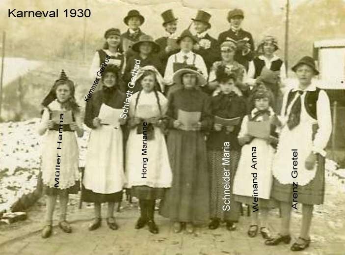 Karneval 1930