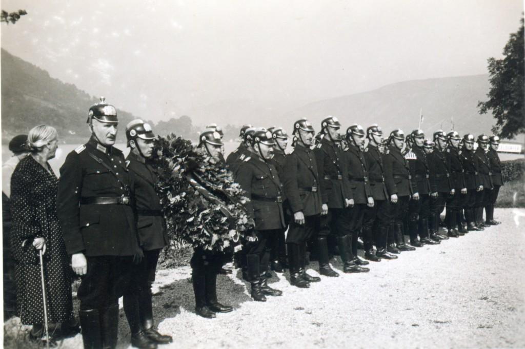 Feuerwehr 1936