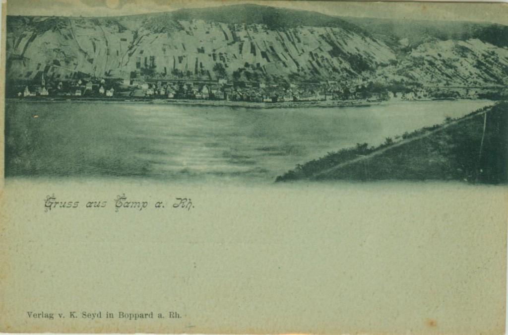 Camp um 1880