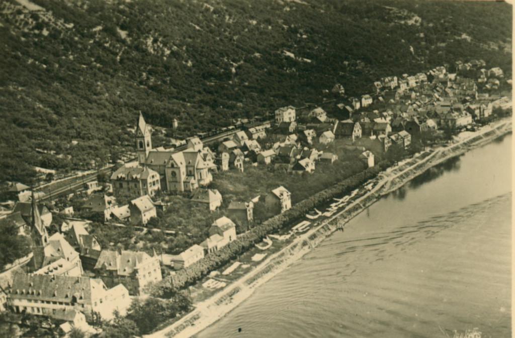 Kamp  um 1930
