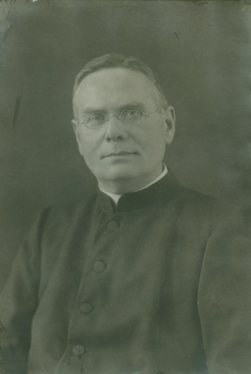 1919 - 1930 Pfarrer Joseph Nickolai