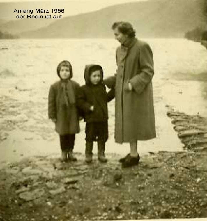 1956 Eisgang