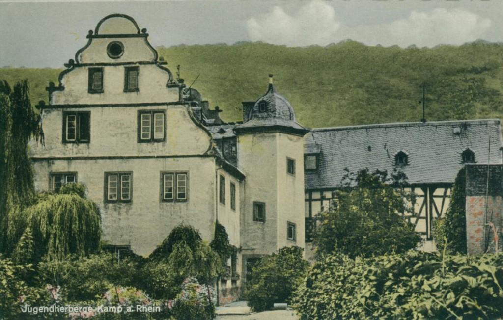 Layenscher Hof, ehemalige Jugendherberge