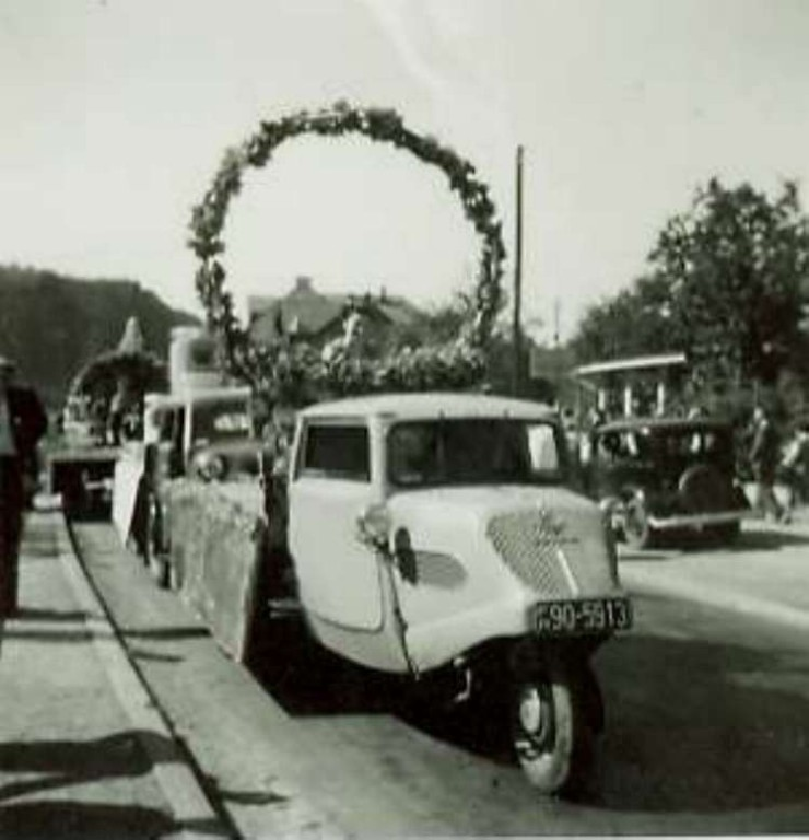1950 Blütenfest