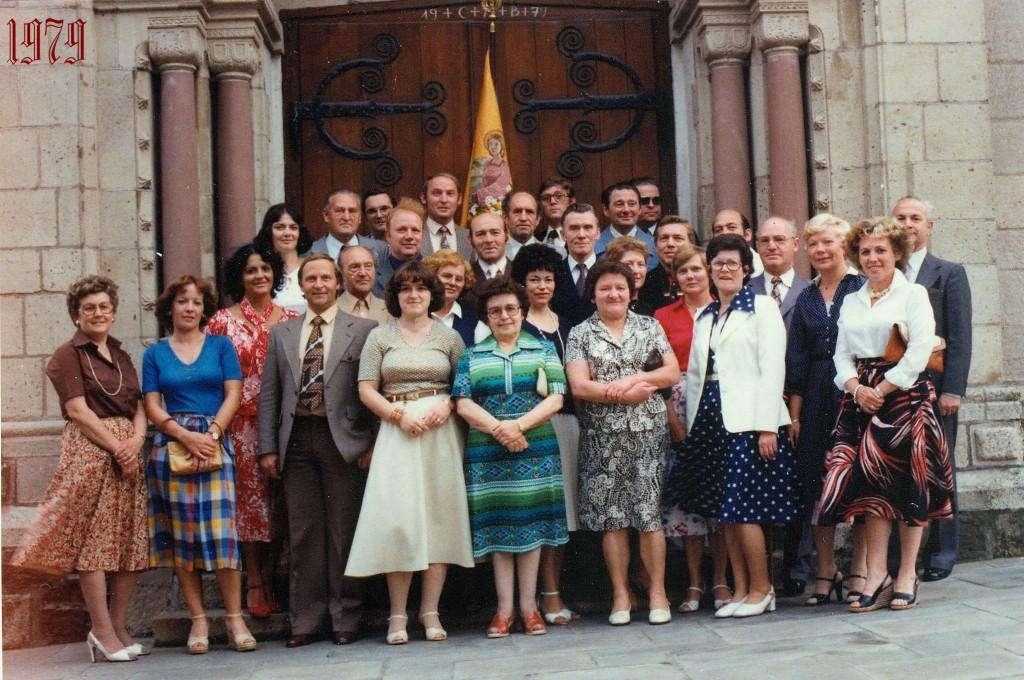 Kirchenchor 1979