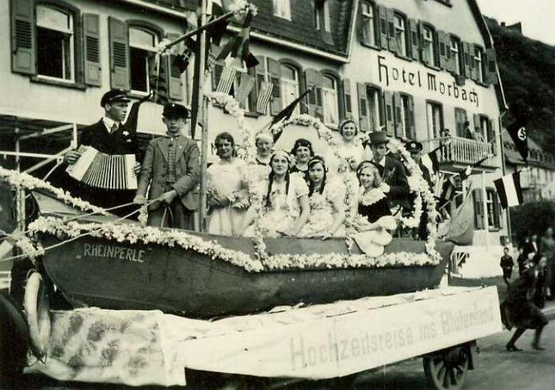 1930er Jahre/ Blütenfest