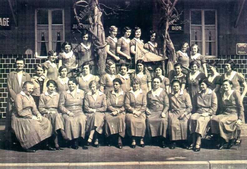 """""""Luisenbund"""" / Monarchistische Frauenbewegung/ von Nazis verboten 1934"""