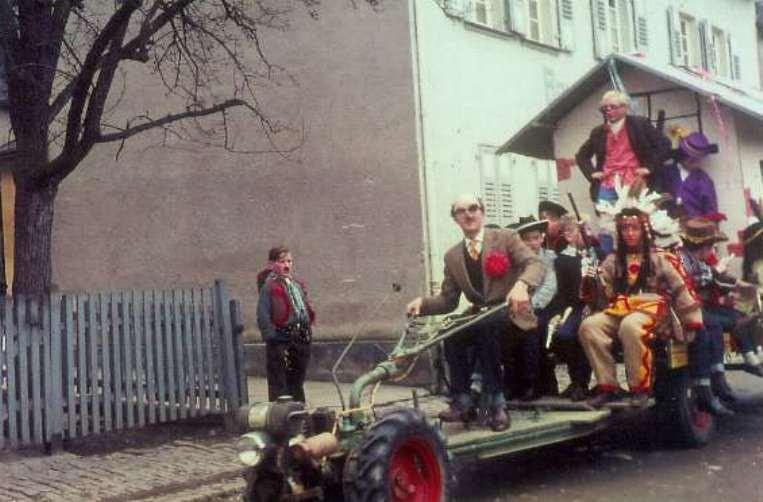 Karneval 1960/Feuerwehr