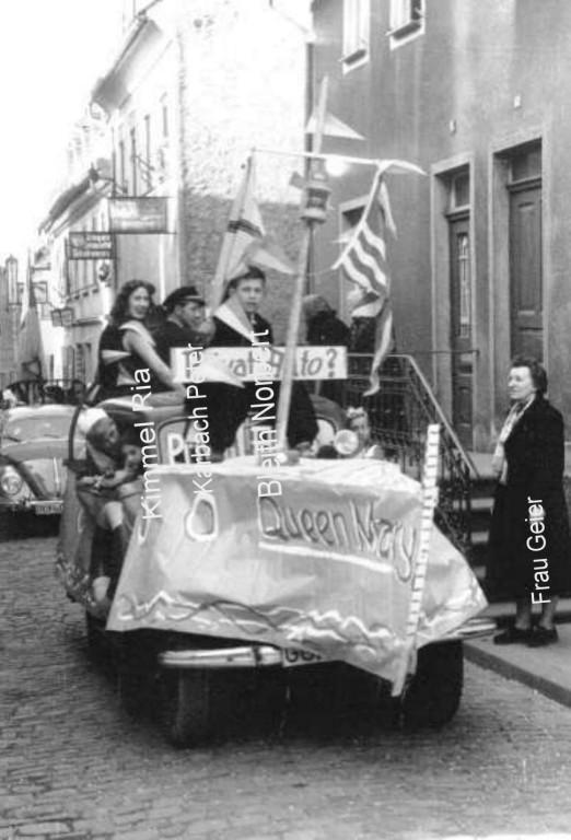 Karneval 1957/