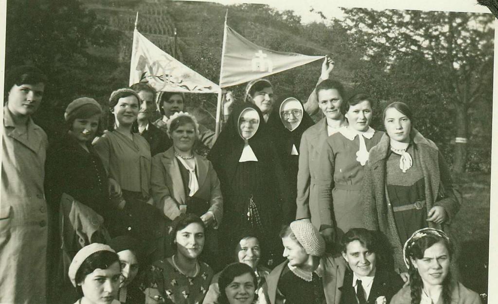 1930 er Jahre/ Marienverein