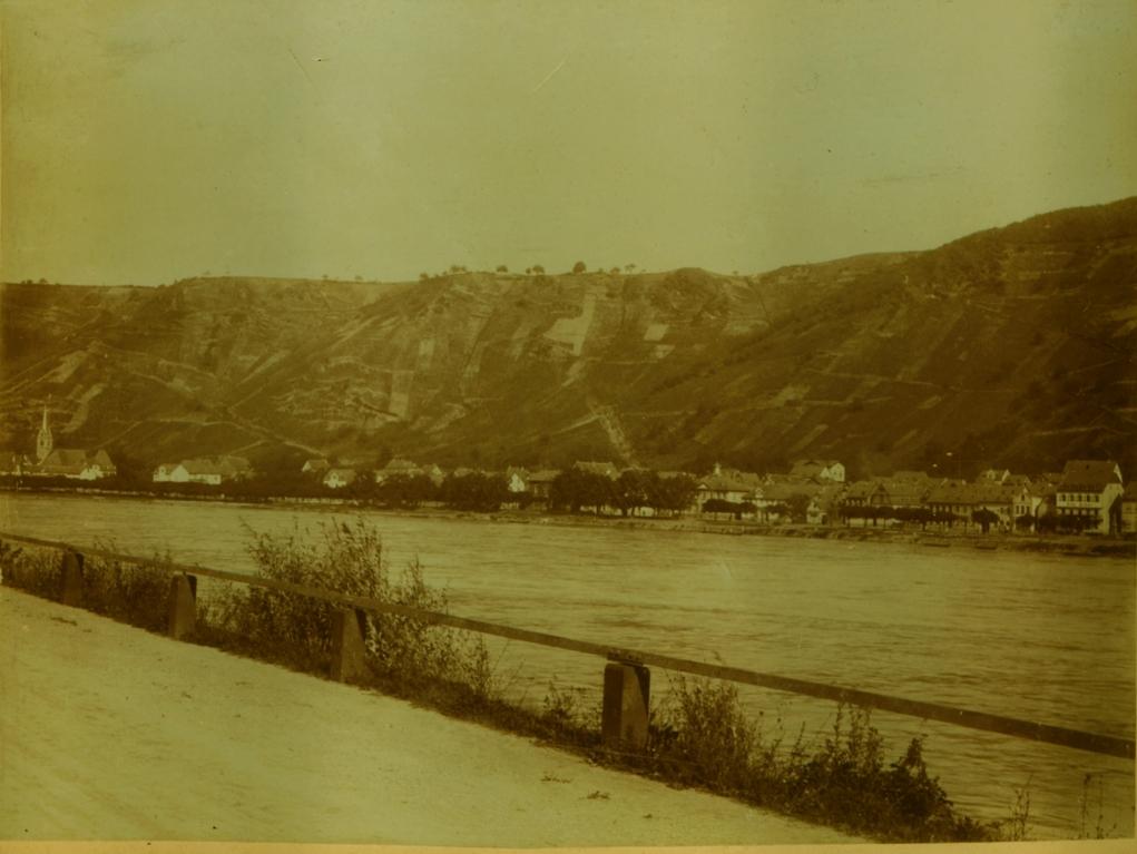 Camp in den neunziger Jahren des 19.Jahrhunderts