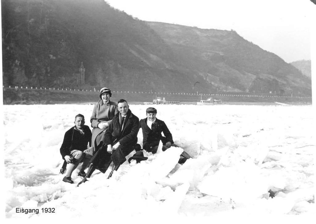Eisgang 1932