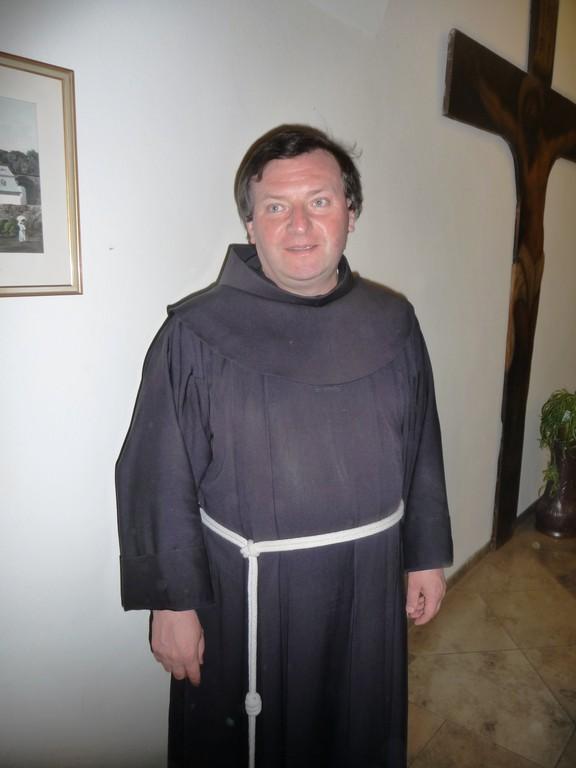 Pfarrer Pater Desiderius Ziembla seit 1998