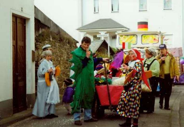 "Karneval ""Neunziger  Jahre"""