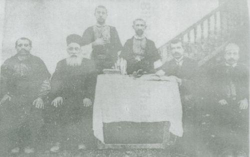 Këshilli Kishtar i Patrikanës së Pejës me shqiptarë ordodoksë