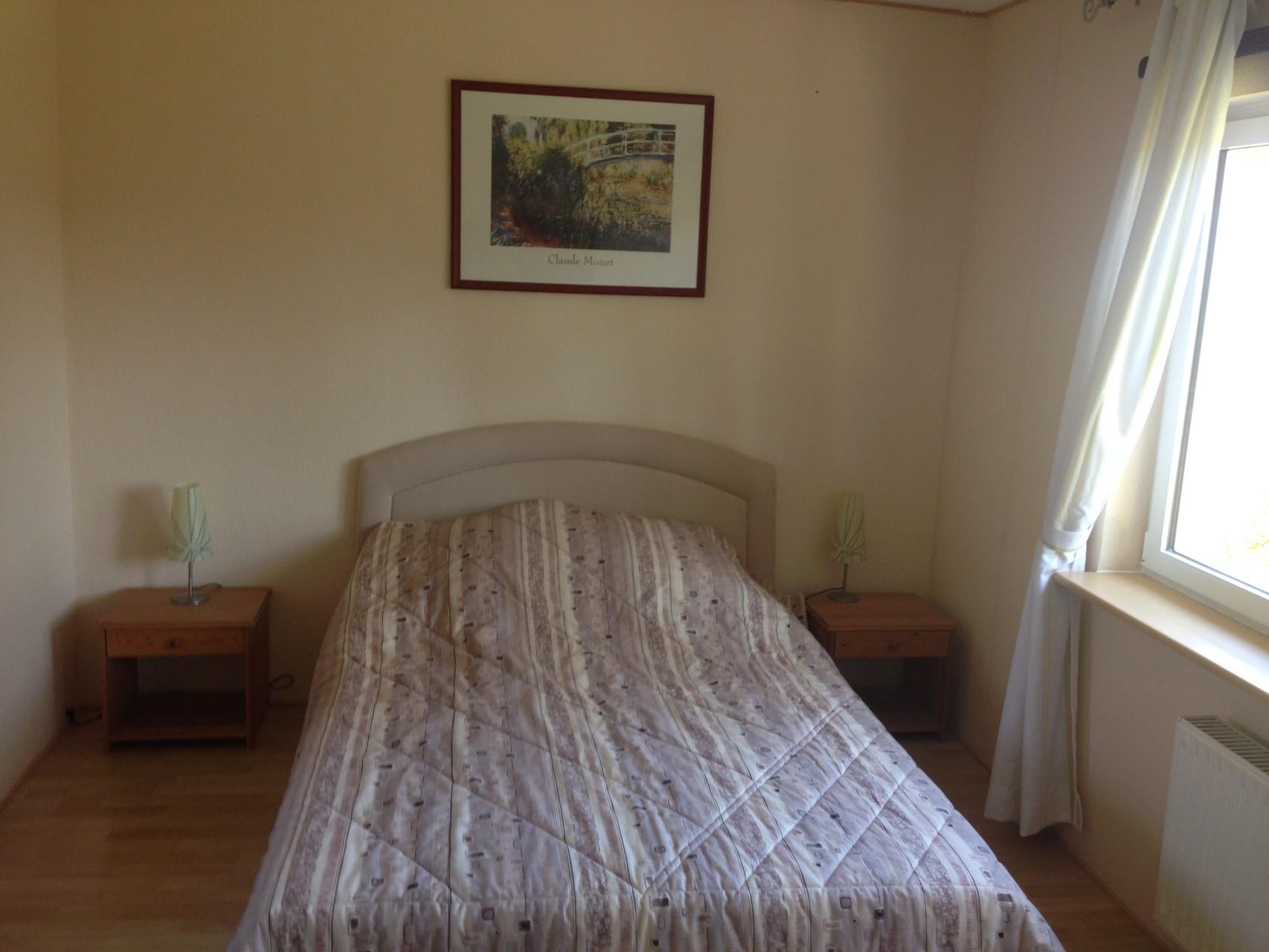 Doppelbett für bis zu zwei Personen