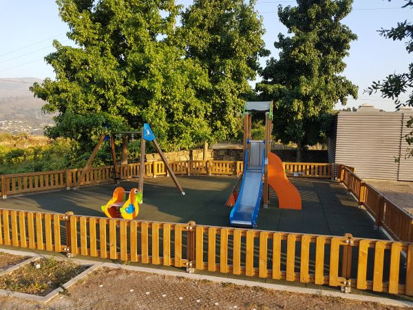 Playground Soajo Portugal