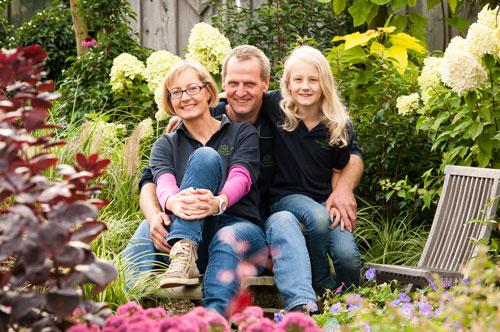 Marlies, Torsten & Katharina Hennings
